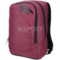 Plecak szkolny, miejski, sportowy 20L HZ418-PCU003 bordowy 4F