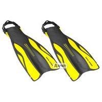 Płetwy regulowane SWIFT żółte Aqua-Speed