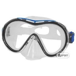 Maska nurkowa młodzieżowa IBIZA 2kolory Aquatic