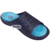 Klapki CAPRI niebieskie Aqua-Speed