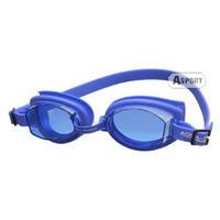 Okulary pływackie, uniwersalne ASTI niebieskie Aqua-Speed