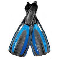 Płetwy kaloszowe HYDRO niebieskie Aqua-Speed