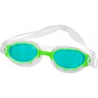 Okulary pływackie, dla dorosłych, młodzieżowe ALPHA Aqua-Speed