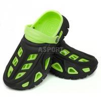 Dziecięce, młodzieżowe klapki basenowe MIAMI zielone Aqua-Speed
