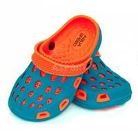 Klapki dziecięce basenowe, na plażę, chodaki SILVI 30-35 turkus Aqua-Speed