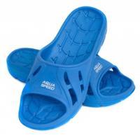 Klapki dziecięce ALABAMA niebieskie Aqua-Speed