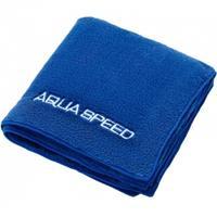 Ręcznik z mikrofibry DRY CORAL 50x100 cm granatowy Aqua Speed