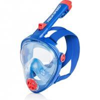 Maska do nurkowania pełnotwarzowa SPECTRA 2.0 KID niebieska