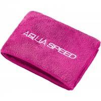 Ręcznik z mikrofibry DRY CORAL 50x100 cm różowy Aqua Speed