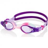 Okulary pływackie dziecięce AMARI fioletowo-różowe Aqua-Speed