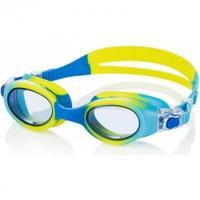 Okulary pływackie PEGAZ niebiesko-żółte Aqua Speed