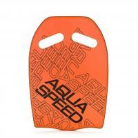 Deska do nauki pływania WAVE pomarańczowa Aqua Speed