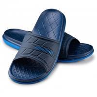 Klapki basenowe ASPEN granatowo-niebieskie Aqua Speed