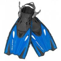 Płetwy dziecięce, regulowane BOUNTY niebieskie Aqua-Speed