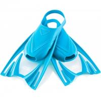 Dziecięce krótkie płetwy FROG niebieskie Aqua-Speed