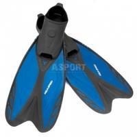 Płetwy do snorkelingu, pływania, młodzieżowe, damskie VAPOR Aqua Speed
