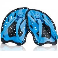Wiosełka do pływania SWIM PADDLE niebieskie Aqua Speed