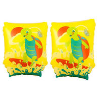 Dmuchane rękawki - motylki do pływania ŻÓŁWIE żółte 3-6 lat Aqua-Speed