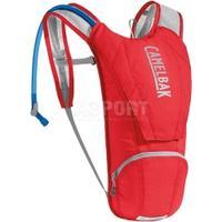 Plecak rowerowy z bukłakiem 0.5l + 2.5l CLASSIC czerwony Camelbak