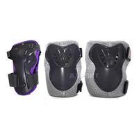 Ochraniacze dziecięce na nadgarstki, łokcie, kolana CHARM PRO PAD SET JR K2
