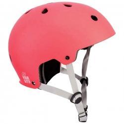 Kask ochronny na rolki, deskorolkę, rower VARSITY koralowy K2