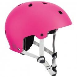 Kask ochronny na rolki, deskorolkę, rower VARSITY różowy K2
