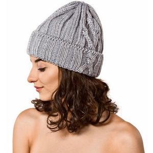 Wełniana czapka MOON STYLE Loman