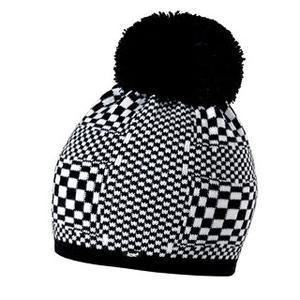 Wełniana czapka sportowa z pomponem RACHEL Loman