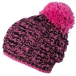 Wełniana czapka z pomponem FIBI MELANGE Loman