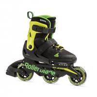 Łyżworolki regulowane dla juniorów, młodzieży MICROBLADE 3WD Rollerblade