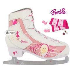 Łyżwy Figurowe 5th AVENUE Barbie