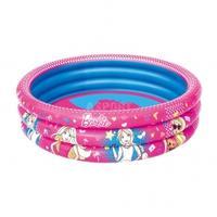 Dmuchany basen dziecięcy, dla dziewczynki 200 L BARBIE Bestway