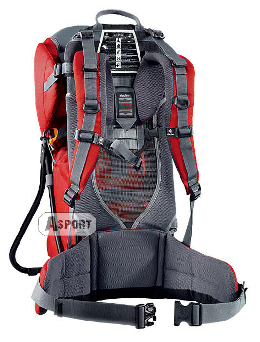 4618f55e8872b Od kiedy można nosić dziecko w nosidle Deuter  - porada