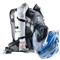 Plecak rowerowy, narciarski, biegowy COMPACT EXP Deuter