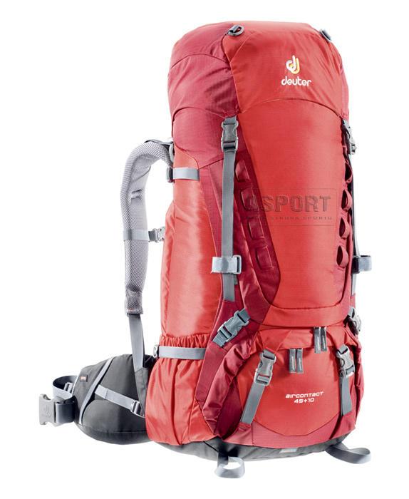 aa36d3caf15ad Plecak trekkingowy, wyprawowy AIRCONTACT Deuter - instrukcja obsługi