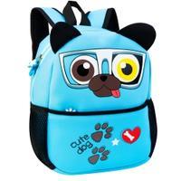 Plecak przedszkolny Easy Pies niebieski