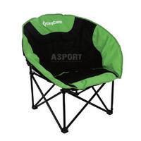 Krzesło turystyczne, fotel MOON + pokrowiec King Camp