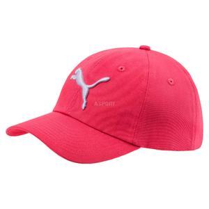 Sportowa, turystyczna czapka z daszkiem ESSENTIAL CAP JR różowa Puma