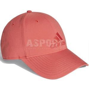Sportowa, turystyczna czapka z daszkiem CF6772 koralowa Adidas