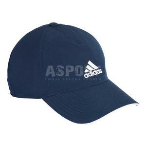 Sportowa, turystyczna czapka z daszkiem CG2314 granatowa Adidas