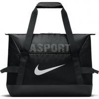 Torba sportowa, treningowa ACADEMY TEAM S DUFFEL 42l czarna Nike