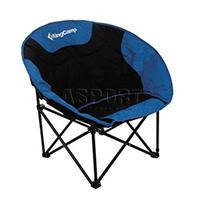 Krzesło turystyczne, fotel MOON + pokrowiec KingCamp