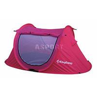 Namiot biwakowy, 2-osobowy, samorozkładający się VENICE KingCamp