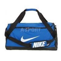 Torba sportowa, treningowa BRASILIA M DUFFEL 61L niebieska Nike
