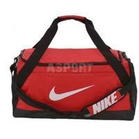 Torba sportowa, treningowa BRASILIA M DUFFEL 61L czerwona Nike