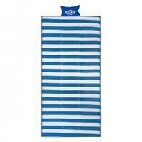 Mata plażowa NC1300 180x90 niebieska NILS CAMP