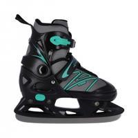 Łyżwy regulowane, hokejowe NH2253 czarne Nils Extreme