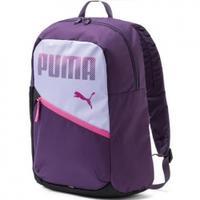 Plecak PUMA Plus Backpack fioletowy