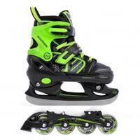 Rolki + łyżwy, 2w1, regulowane ALDER SMJ Sport