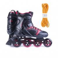 Rolki rekreacyjne, fitness + sznurówki gratis GARA 2.0 Spokey